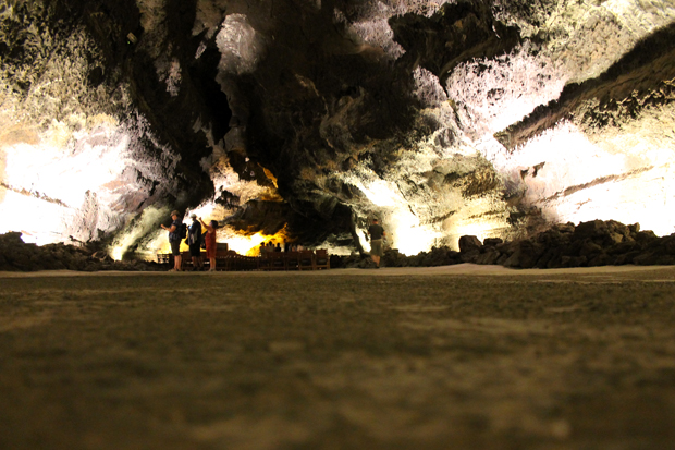 Concert Hall, Cueva de los Verdes, The Green Caves, Lanzarote