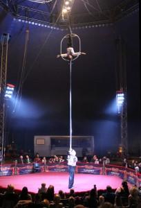 Strength and Balancing Act 3, Big Kid Circus