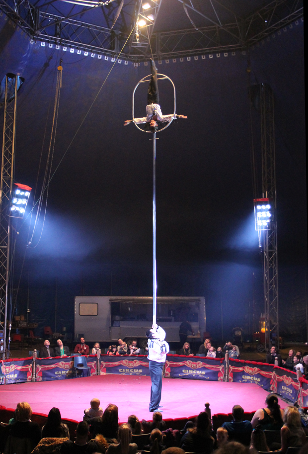 Strength and Balancing Act 2, Big Kid Circus
