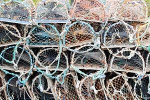 Lobster Pots, Craster