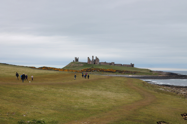 Walk from Craster to Dunstanburgh Castle