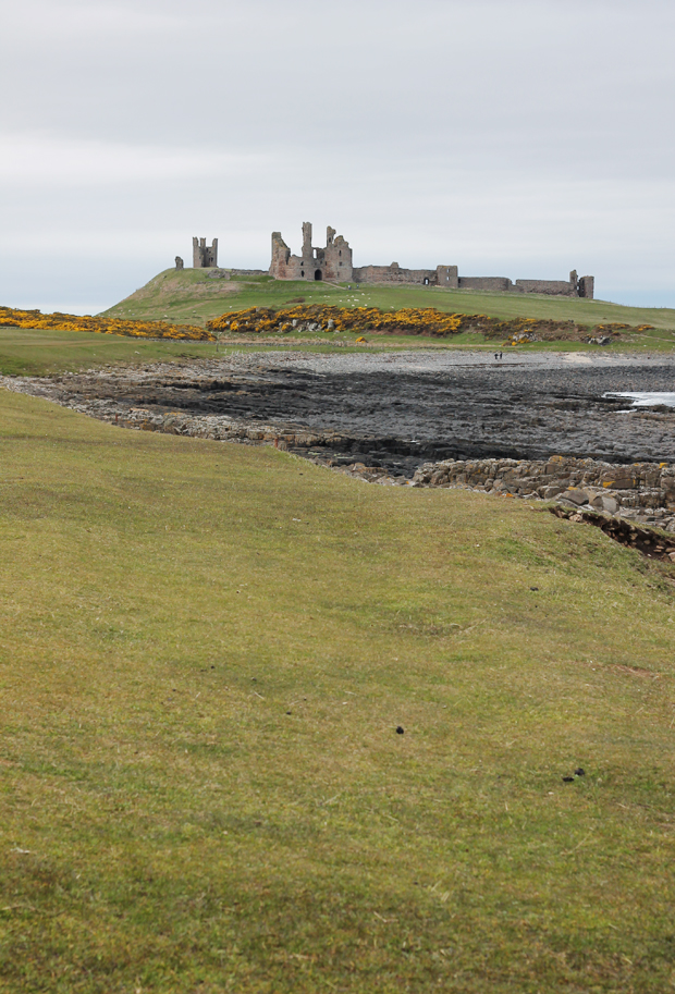 Walk from Craster to Dunstanburgh Castle 2