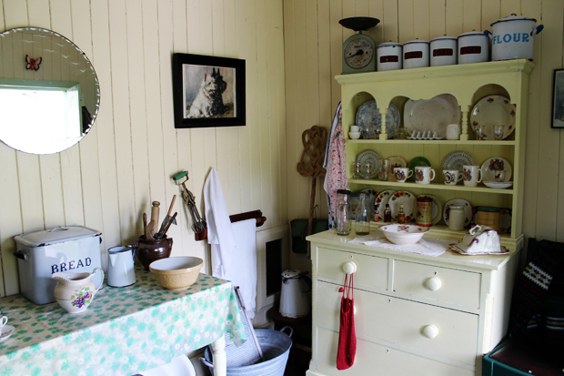 Cottage Inside 2, Highland Folk Museum