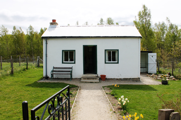 Cottage 2, Highland Folk Museum
