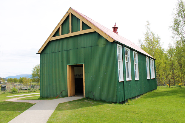 Old School House, Highland Folk Museum