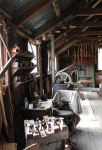 Workshop, Highland Folk Museum