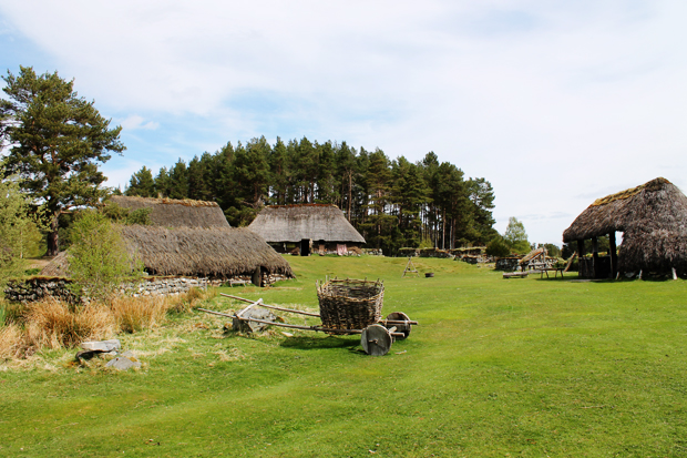 Outlander Village 2, Highland Folk Museum