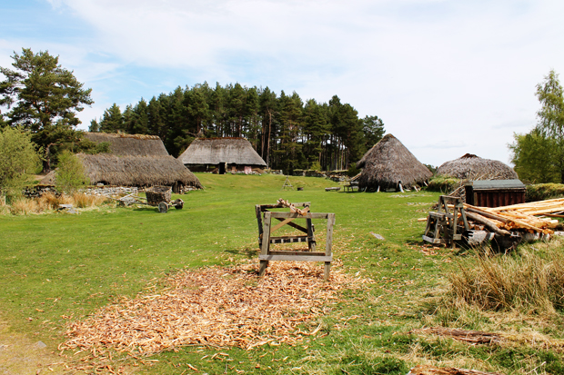 Outlander Village 3, Highland Folk Museum