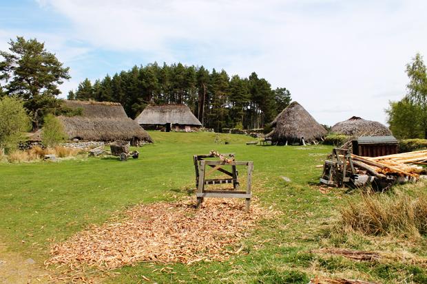 Outlander Village 3, Highland Folk Museum