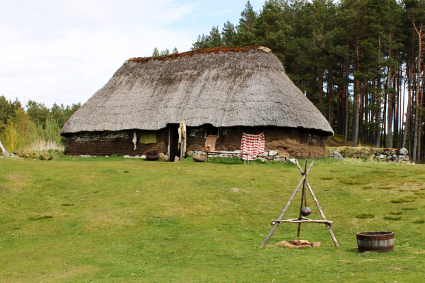 Outlander Village 4, Highland Folk Museum
