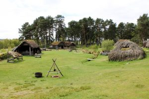 Outlander Village 5, Highland Folk Museum