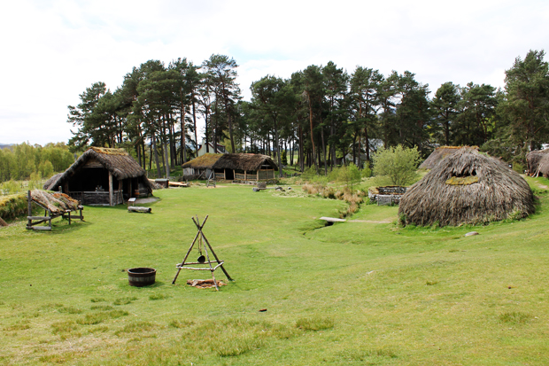 Outlander Village 5, Highland Folk Museum