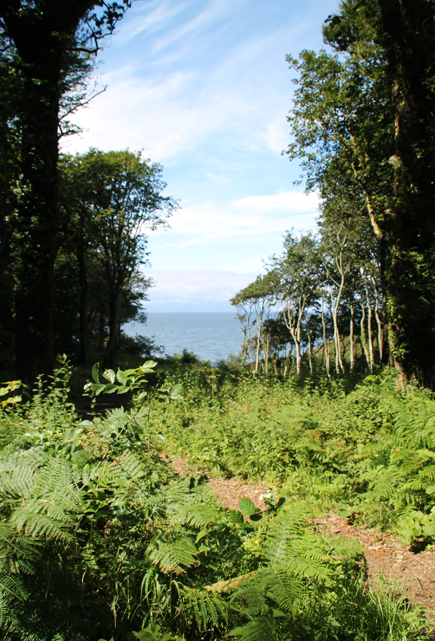 Coastal Views, Culzean Country Park, Ayrshire, Scotland