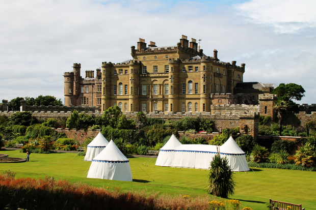 Culzean Castle 2, Ayrshire, Scotland