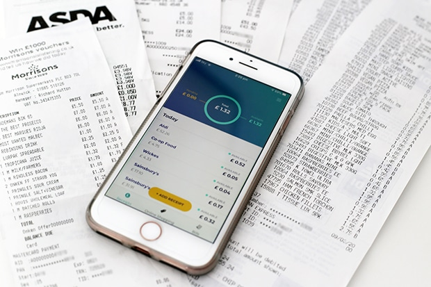 Make Extra Income By Scanning Receipts